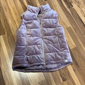 NWOT fleece vest